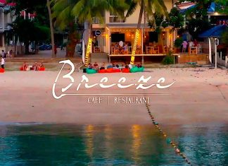 thefunkyturtle.com breeze cafe and restaurant koh tao