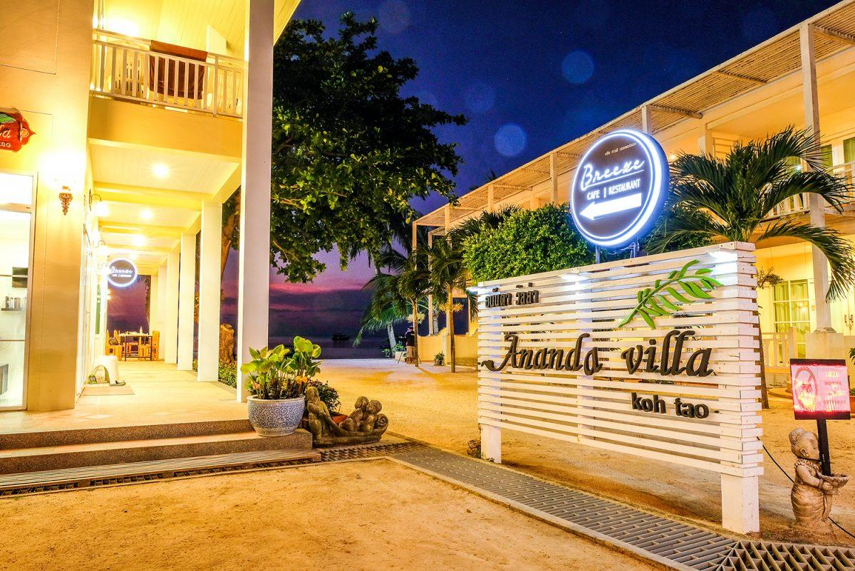 www.thefunkyturtle.com ananda villa hotel koh tao thailand