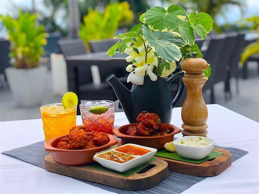 www.thefunkyturtle.com barracuda darawan restaurant on koh tao