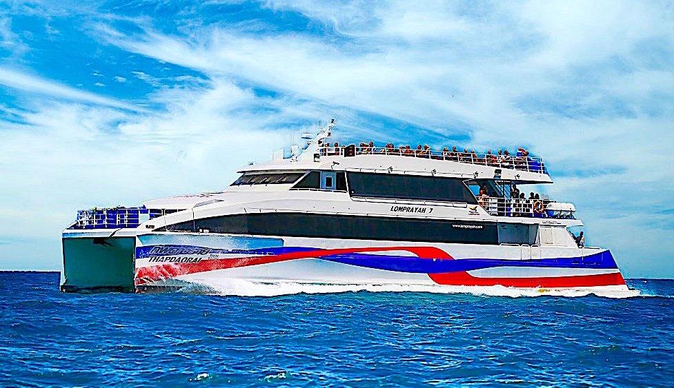 www.thefunkyturtle.com fast lomprayah ferries to koh tao