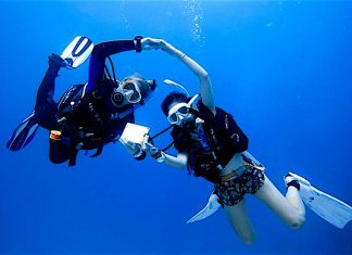 Diving Courses on Koh Tao