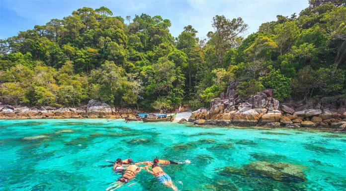 Snorkel Tours on Koh Tao