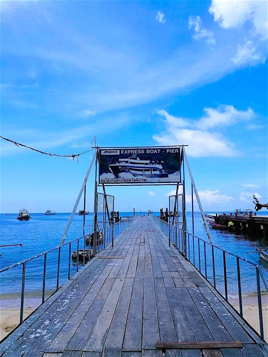 www.thefunkyturtle.com songserm pier koh tao