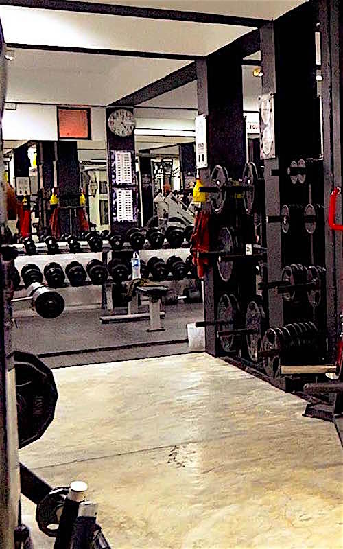 Gym & Fitness Koh Tao