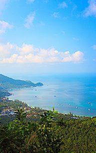 Mango Viewpoint Koh Tao