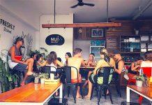 thefunkyturtle.com nui bakery coffee shop sairee
