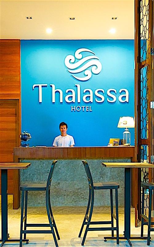 Thalassa Hotel Sairee Village Koh Tao