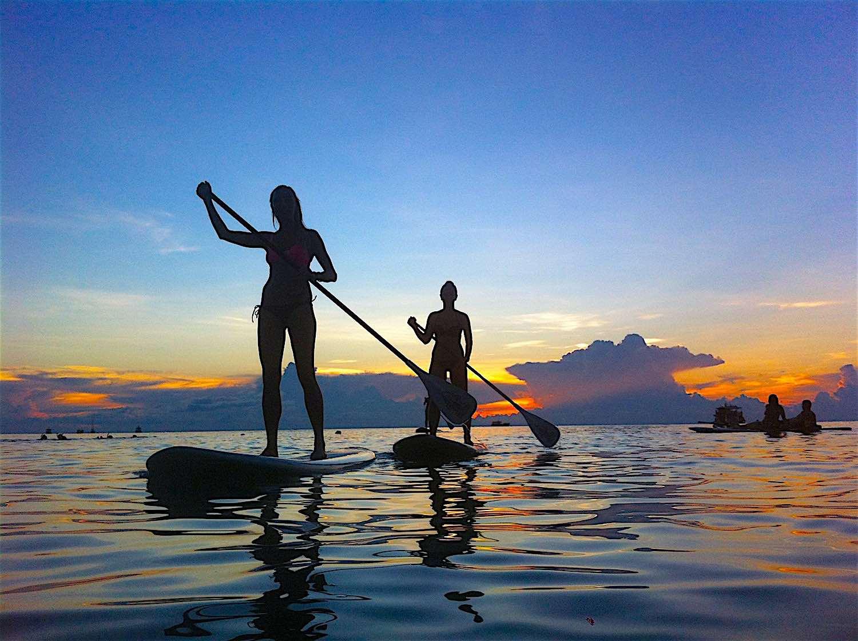www.thefunkyturtle.com best Paddle Boarding koh tao