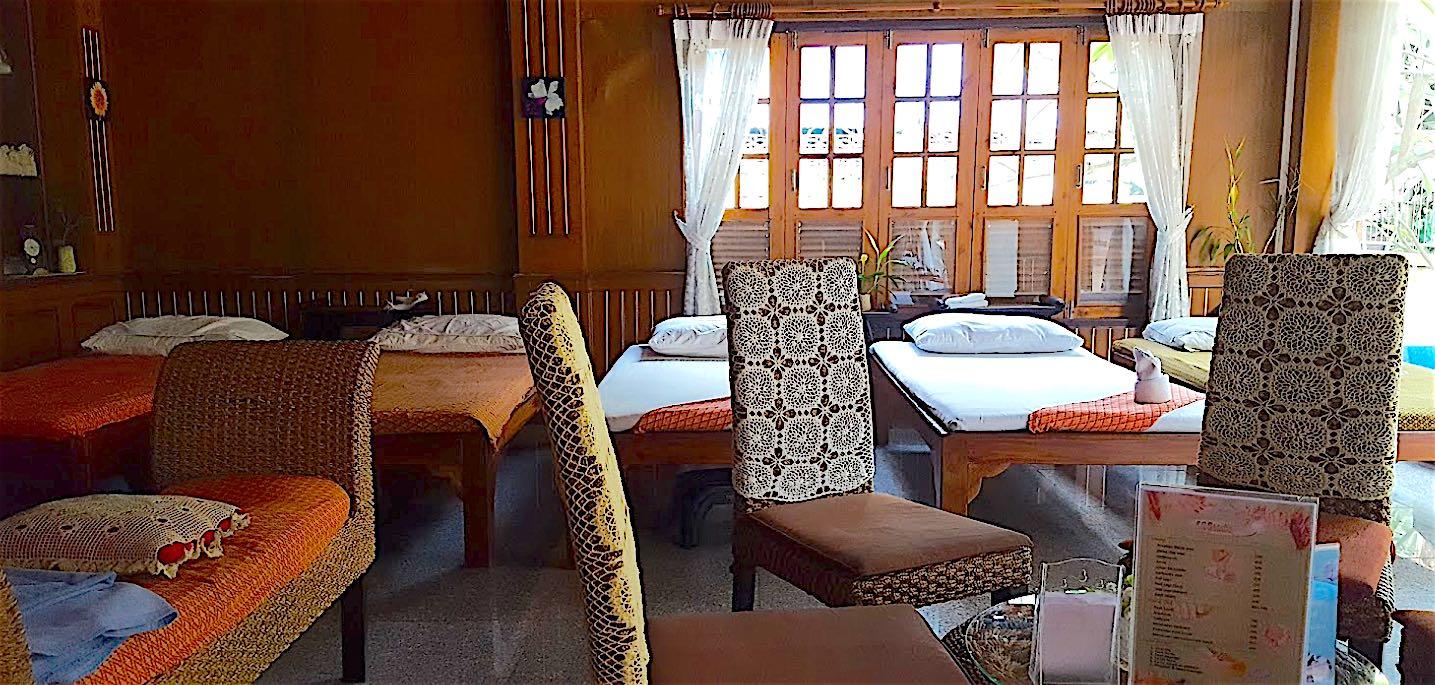 www.thefunkyturtle.com best massage on koh tao