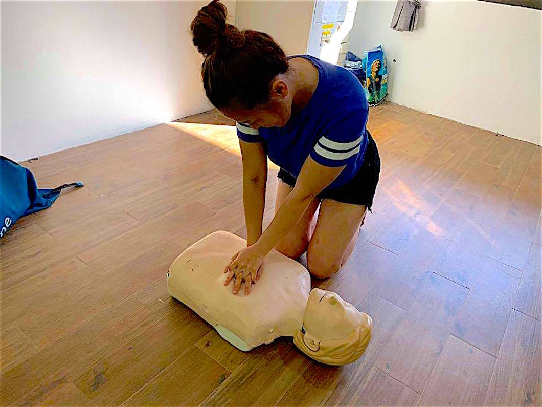 www.thefunkyturtle.com emergency first response courses cpr