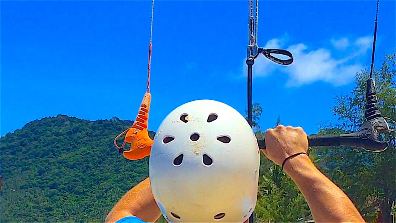 www.thefunkyturtle.com kitesurfing koh tao