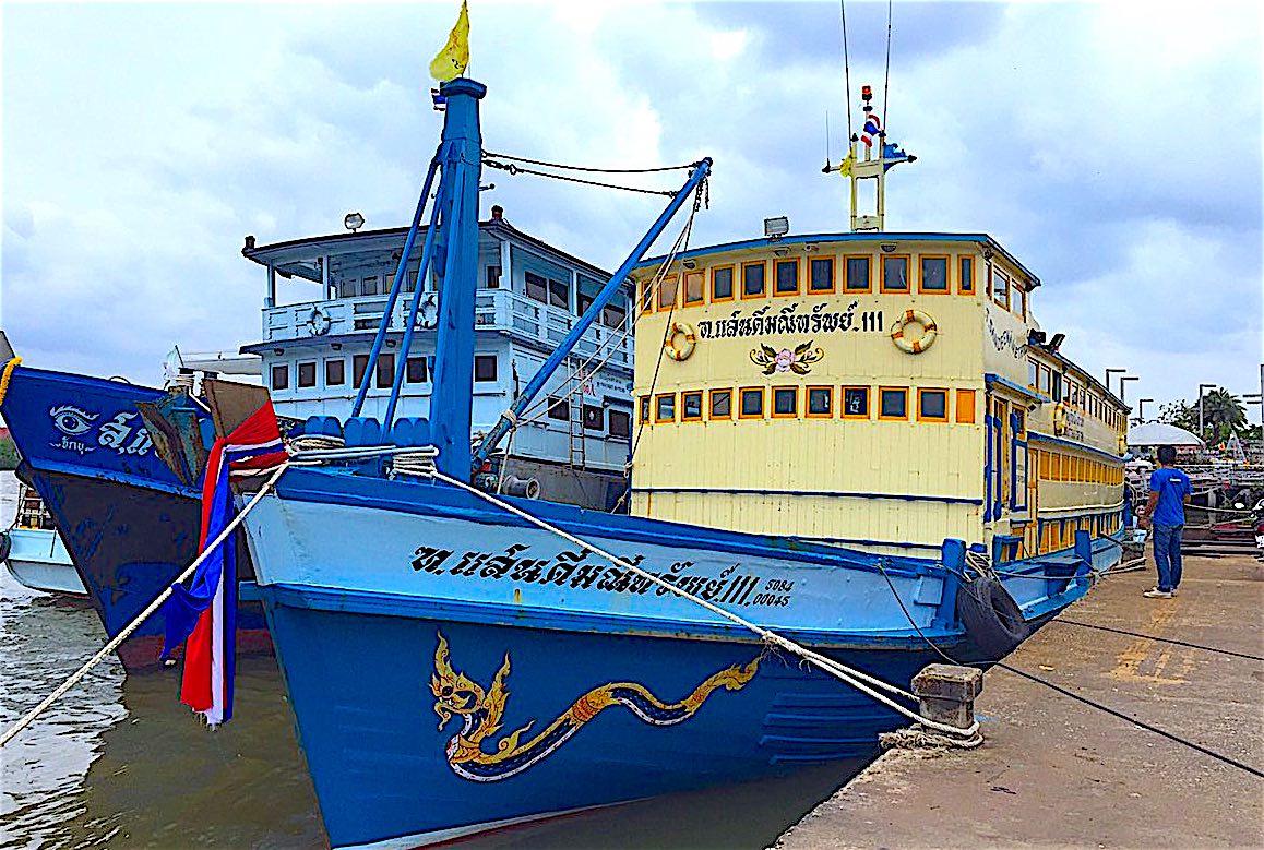 www.thefunkyturtle.com nightboats surat thani to koh tao