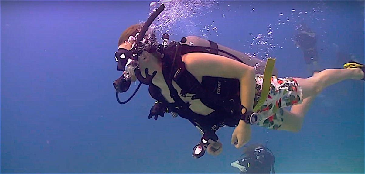 www.thefunkyturtle.com scuba diver course koh tao