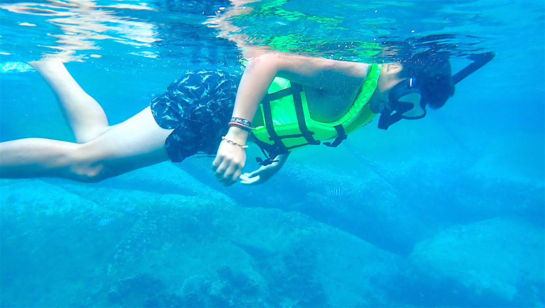www.thefunkyturtle.com snorkel trips on koh tao