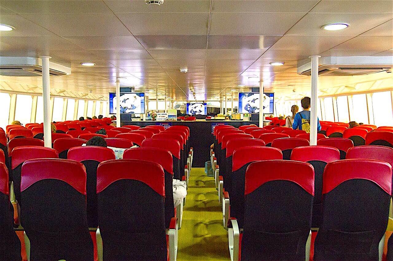 www.thefunkyturtle.com songserm express ferry interior
