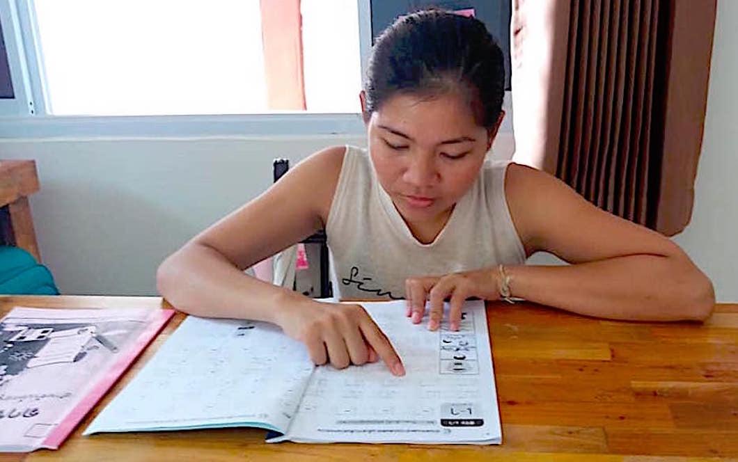 www.thefunkyturtle.com thai language lessons koh tao