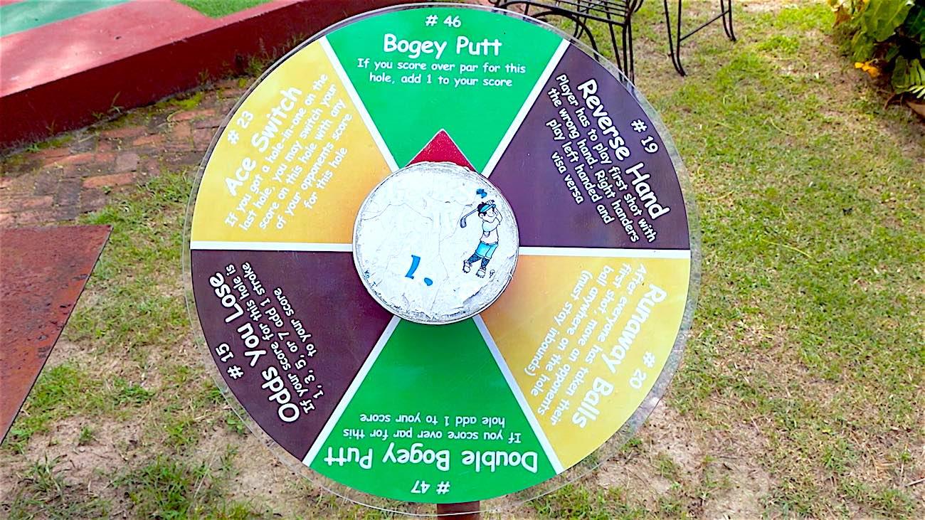 thefunktyurtle.com koh tao leisure park mini goofy golf