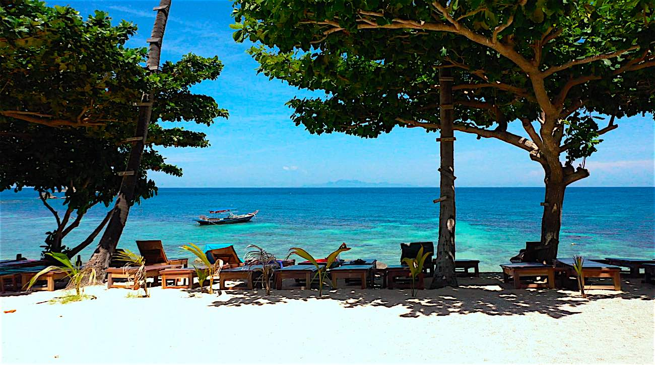 www.thefunkyturtle.com best beaches coral view saideng