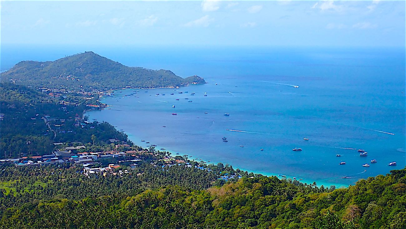 www.thefunkyturtle.com best mango viewpoints on koh tao