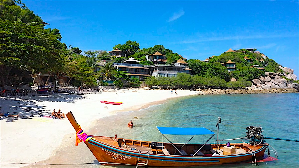 www.thefunkyturtle.com best resorts coral view resort on koh tao