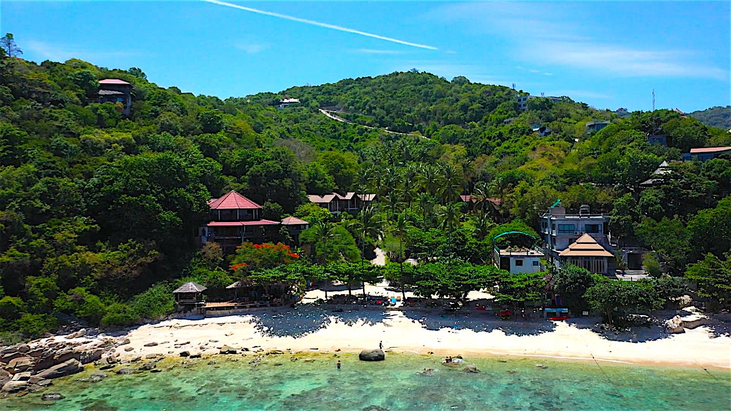 www.thefunkyturtle.com coral view resort saideng koh tao