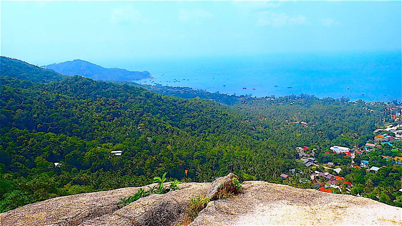 www.thefunkyturtle.com fraggle rock viewpoint koh tao thailand