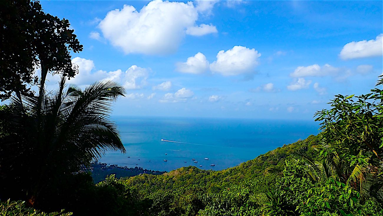 www.thefunkyturtle.com mango bay viewpoint koh tao thailand