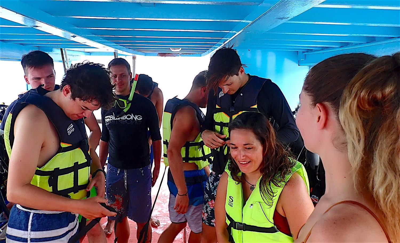 www.thefunkyturtle.com snorkel full day koh tao
