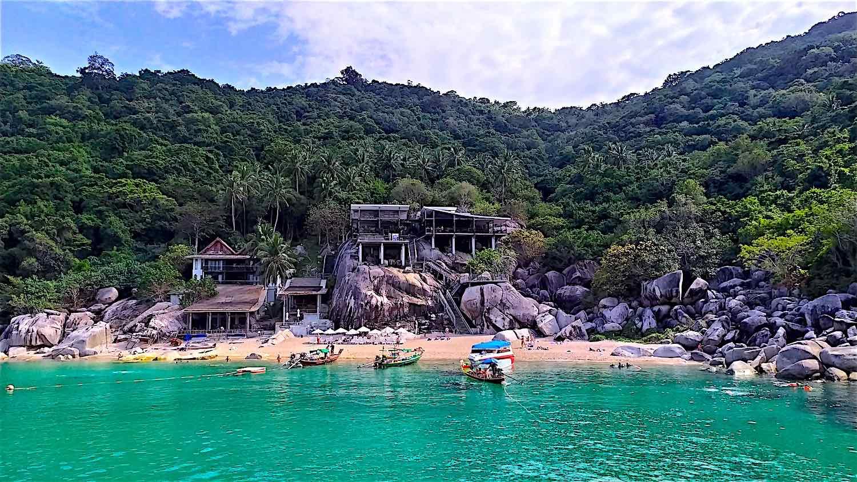www.thefunkyturtle.com snorkel mango bay full day koh tao