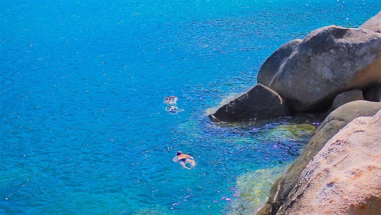 www.thefunkyturtle.com snorkel mango bay north koh tao