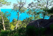 thefunkyturtle.com stunning viewpoints mango bay north koh tao