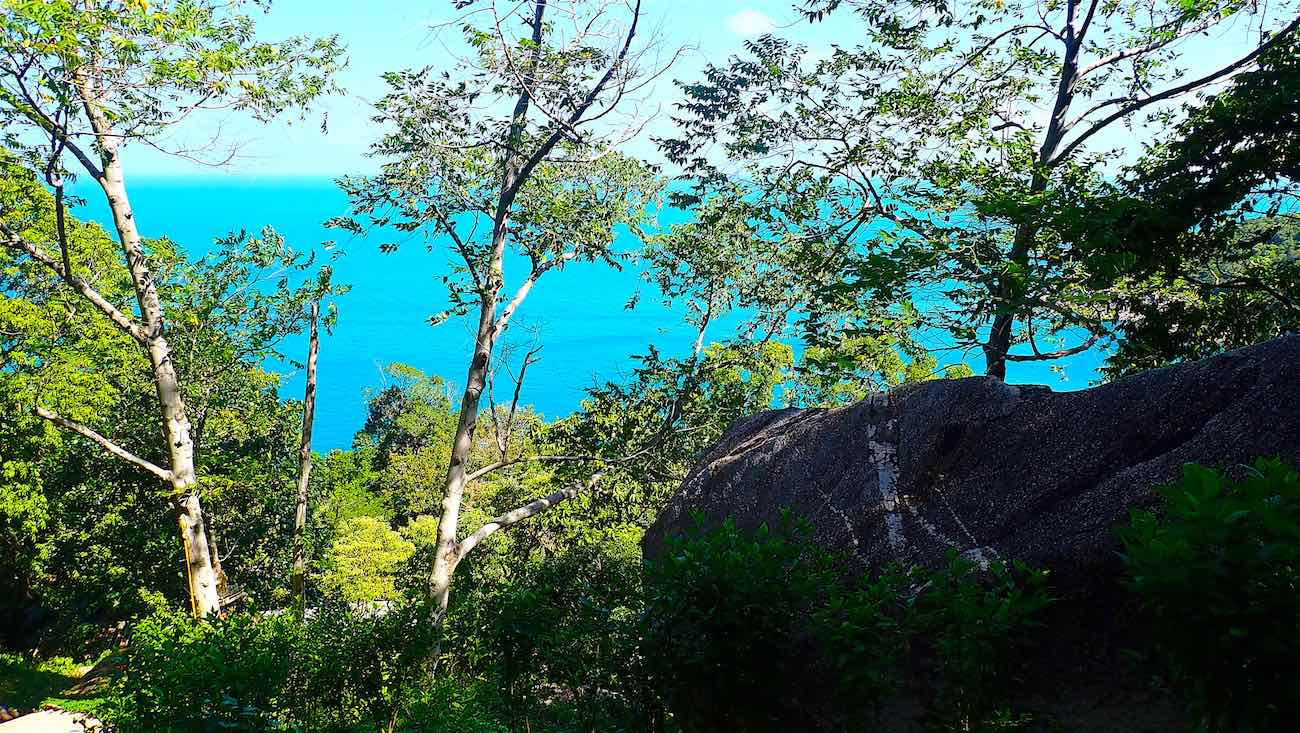 www.thefunkyturtle.com stunning viewpoints mango bay north koh tao