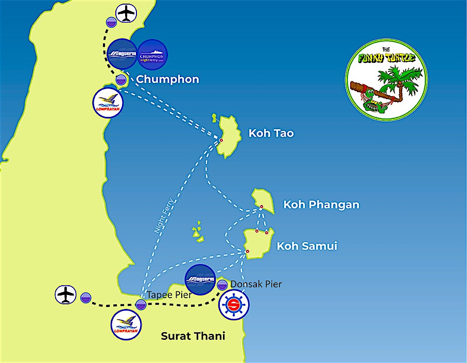 www.thefunkyturtle.com-tourist-travel-route-map-to-koh-tao