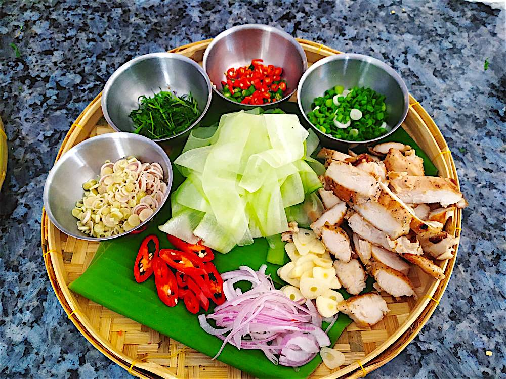 www.thefunkyturtle.com parawan thai cooking class koh tao ingredients