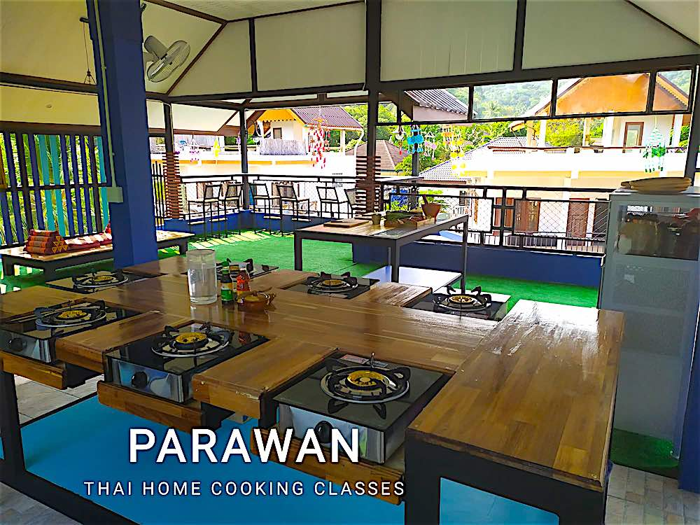 www.thefunkyturtle.com parawan thai home cooking lessons koh tao
