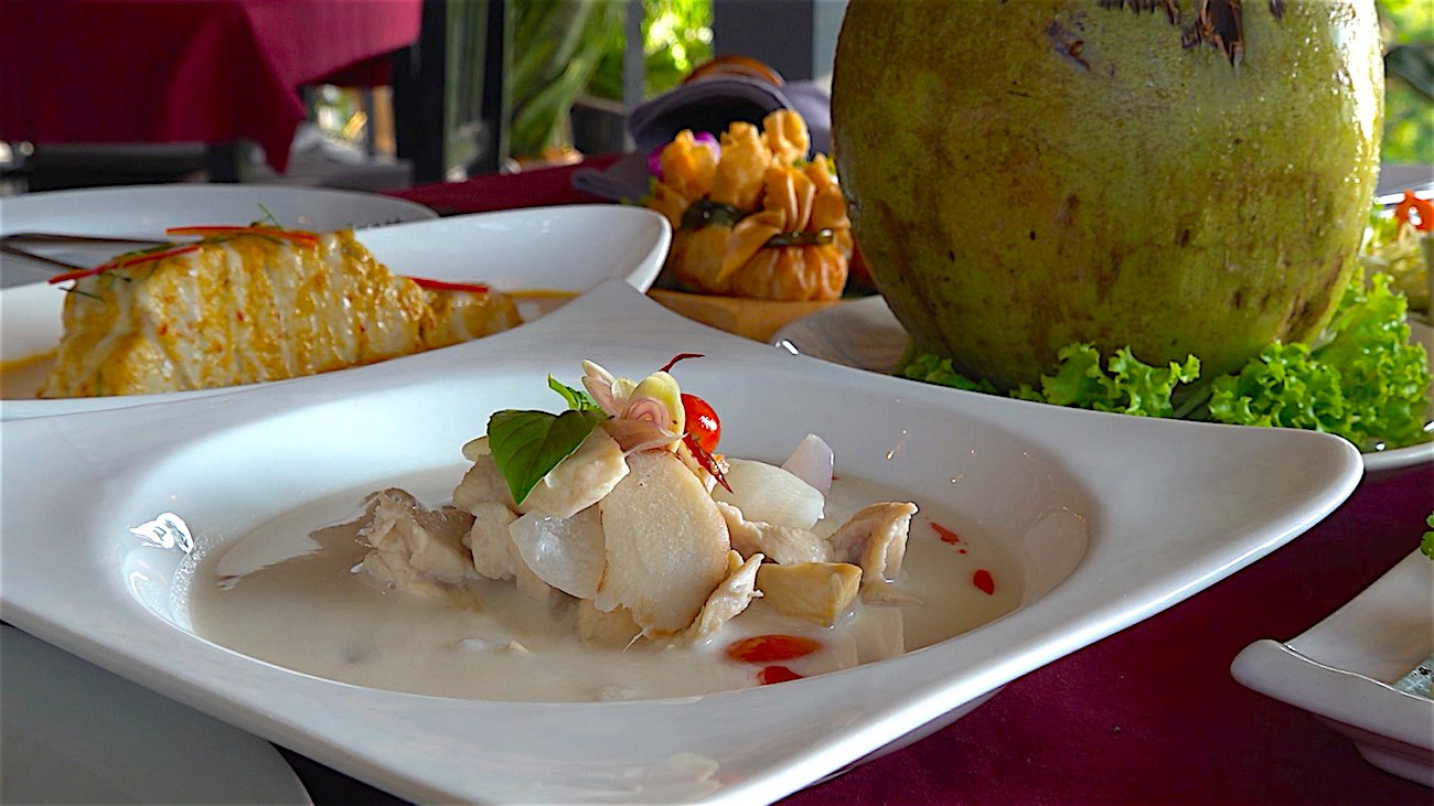 www.thefunkyturtle.com the gallery restaurant koh tao food