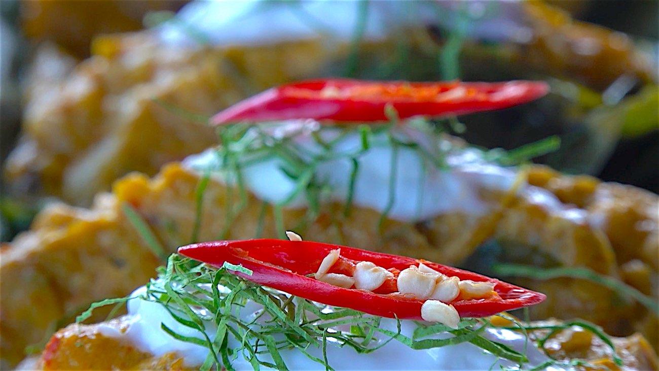 www.thefunkyturtle.com blue heaven restaurant in thailand