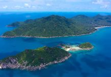 thefunkyturtle.com what to do on koh nang yuan island