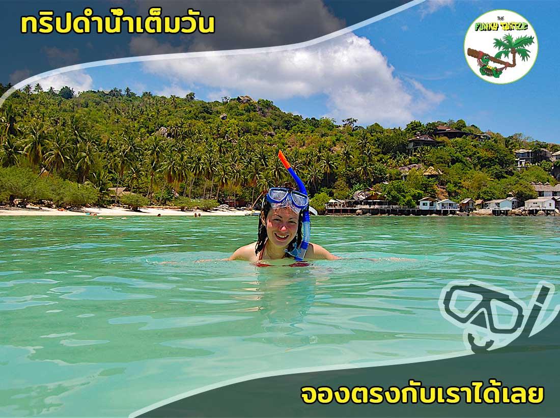 best full day snorkel trips in thailand